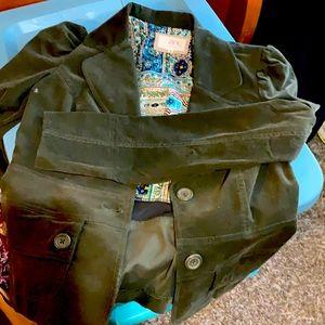 Zinc jacket
